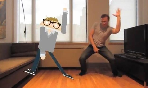 Kinect incontra Androidify (video)