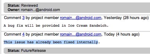 Ice Cream Sandwich, questo il nome della prossima versione di Android