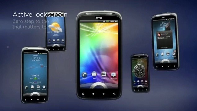 HTC Sensation in un video ufficiale