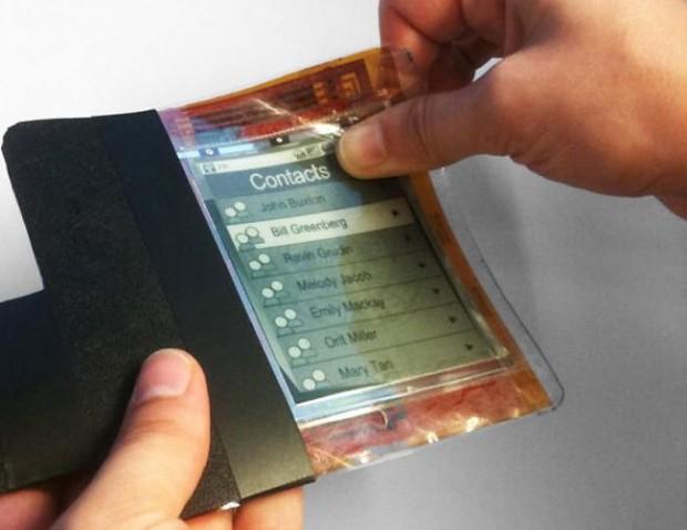 Paper Phone - I cellulari del futuro