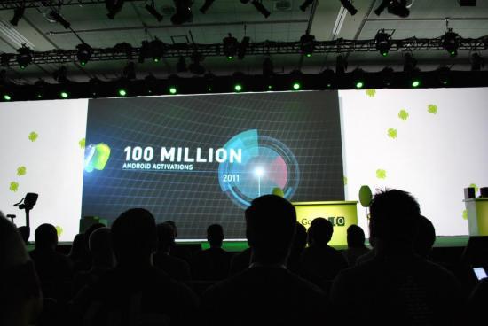 Android: oltre 400.000 attivazioni ogni giorno