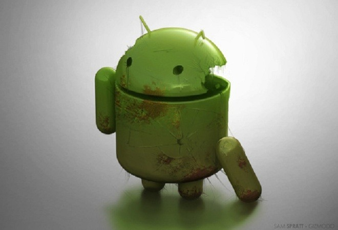 Android: il 99% dei dispositivi è potenzialmente a rischio