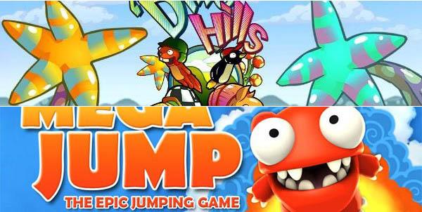Dillo Hills e Mega Jump si aggiornano con alcune novità