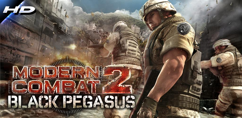 Modern Combat 2: Black Pegasus disponibile anche su Android Market!