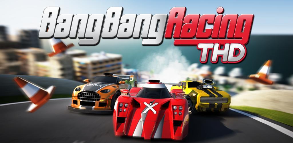 Bang Bang Racing THD sfreccia in Android Market