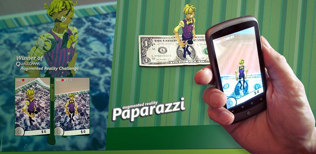 Paparazzi: il gioco in realtà aumentata arriva su Android!
