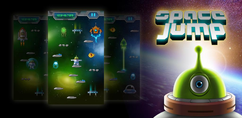 Space Jump: un jumping game.. spaziale!