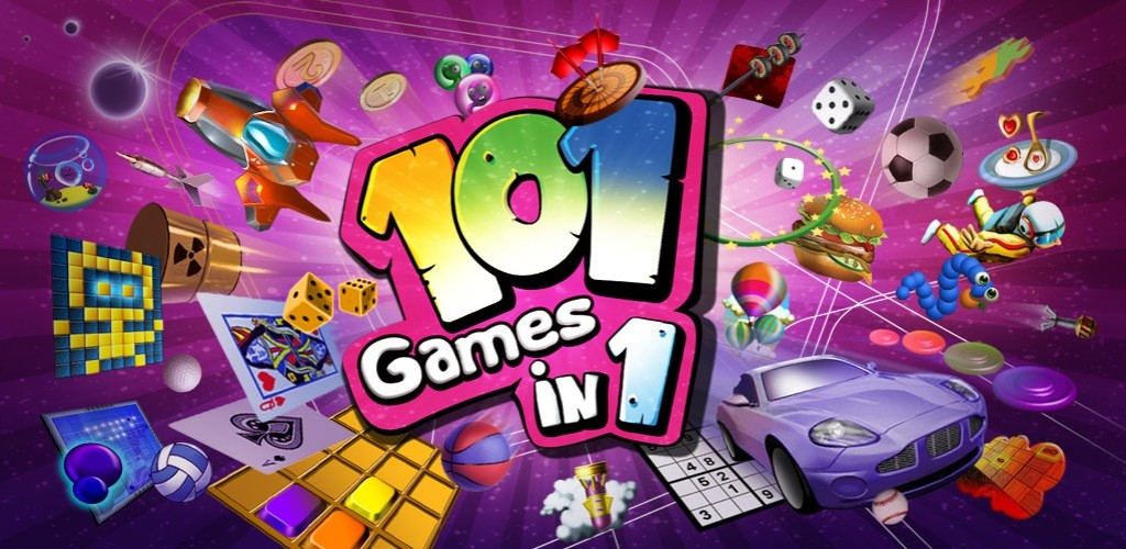 101-in-1 Games: una numerosa raccolta di minigiochi per Android