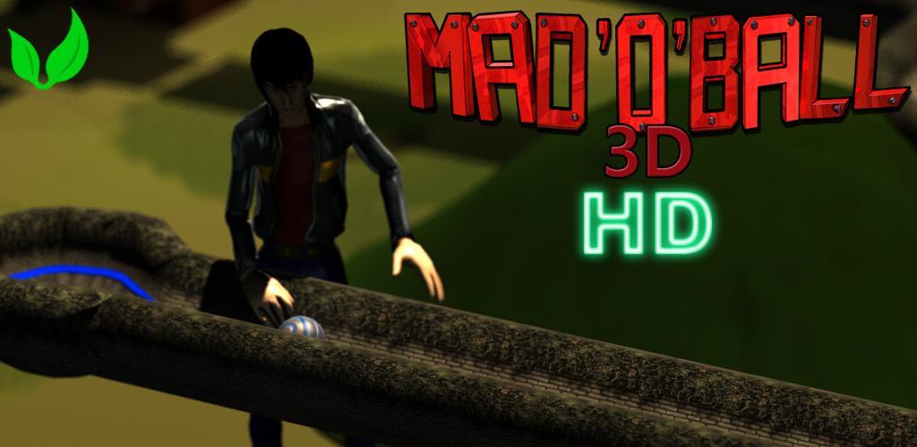 Mad O Ball 3D Zero: controlla la biglia con il tuo Android