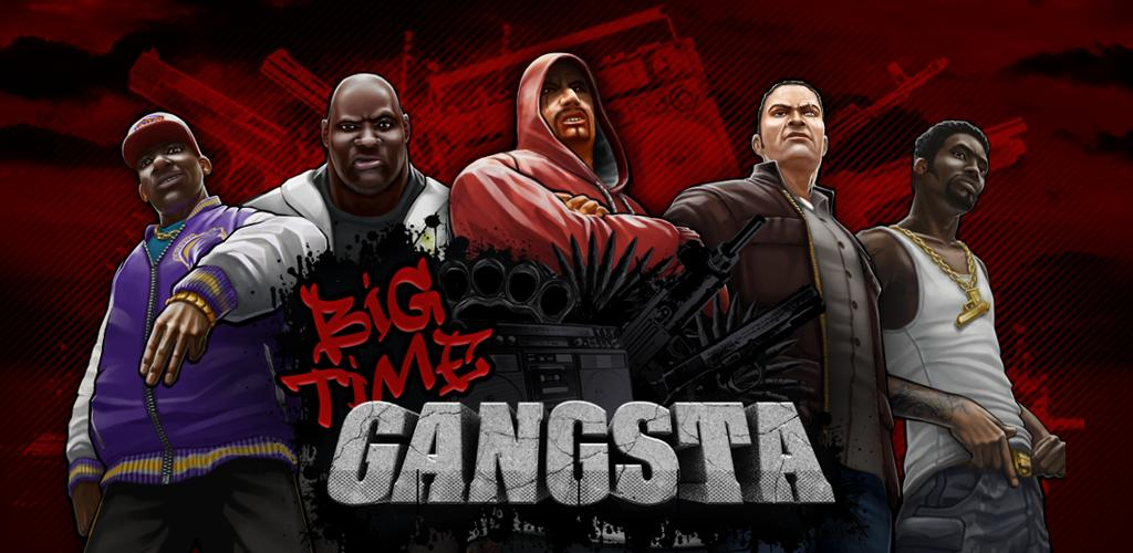 Glu Mobile rilascia Big Time Gangsta per Android