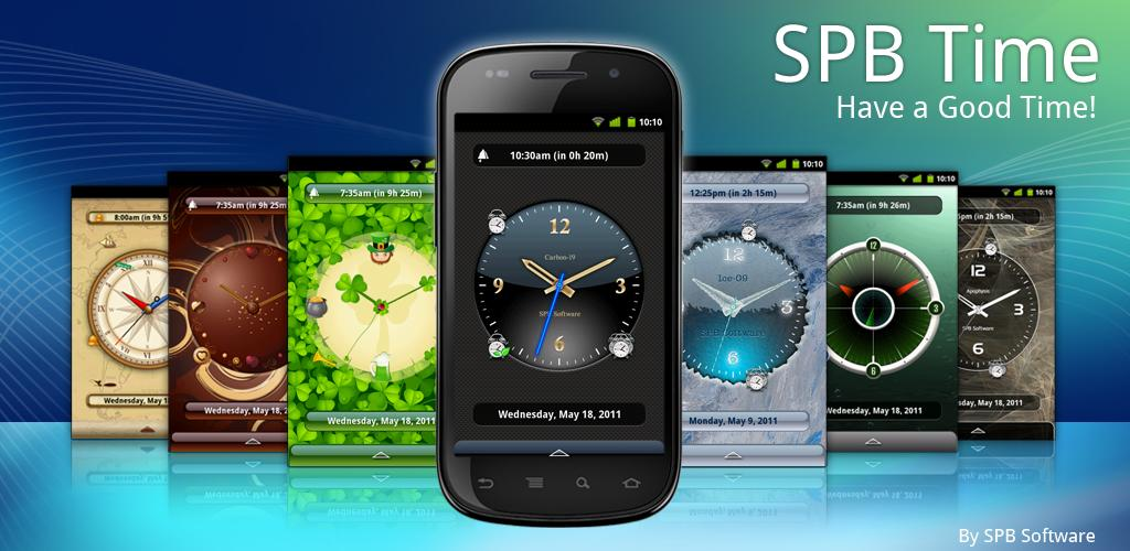 SPB Time disponibile per Android