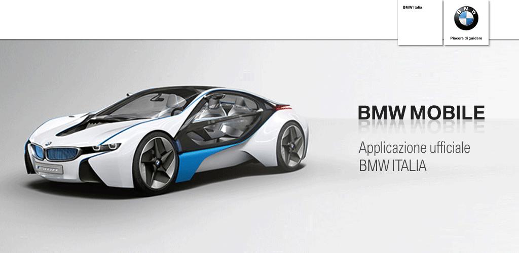 BMW Mobile: l'applicazione ufficiale di BMW Italia su Android