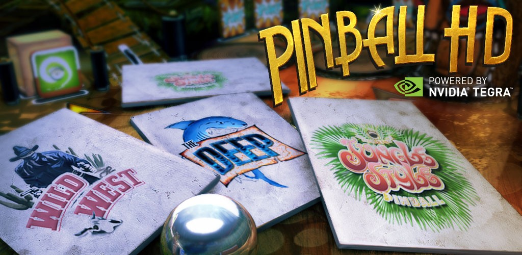 Pinball HD: il flipper per dispositivi Tegra 2