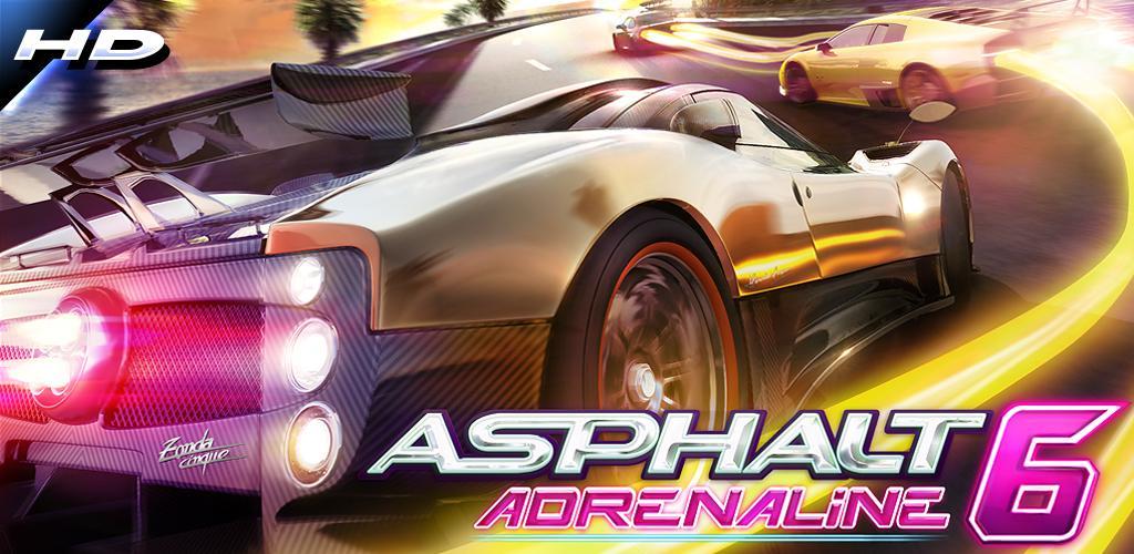 Gameloft rilascia Asphalt 6: Adrenaline in Android Market