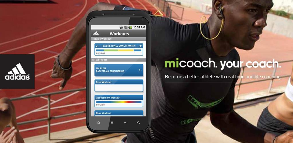 Adidas miCoach: trasforma il tuo telefono in un personal trainer