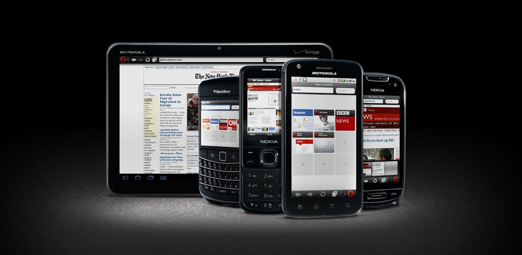 Opera Mobile 11 si aggiorna con diverse novità