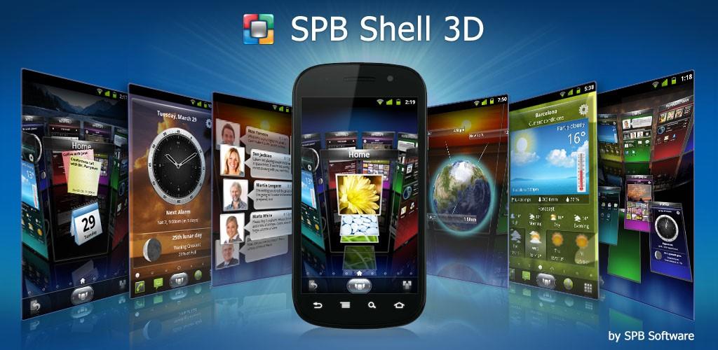 SPB Shell 3D si aggiorna, 500.000$ in tre settimane