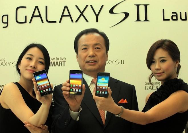 Samsung Galaxy SII potrebbe non ricevere più alcun aggiornamento
