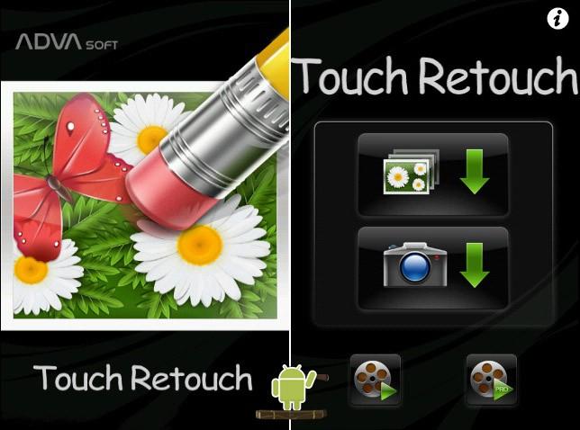 [Anteprima] TouchRetouch: eliminare contenuti indesiderati dalle foto