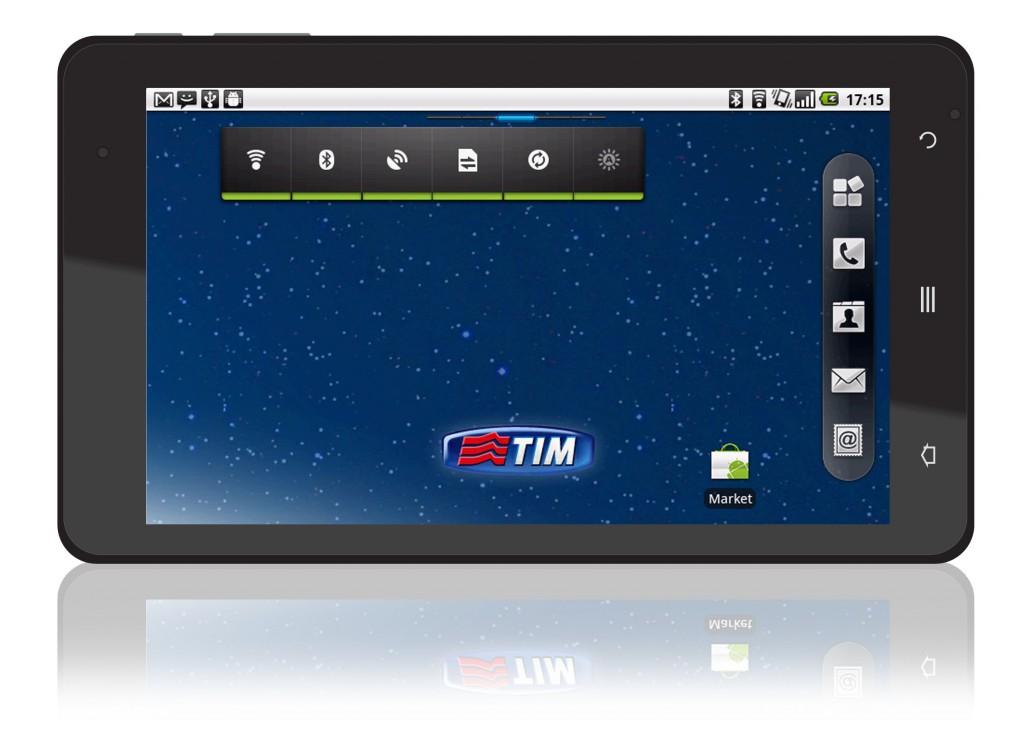 ONDA presenta in esclusiva per TIM il tablet MyTAB