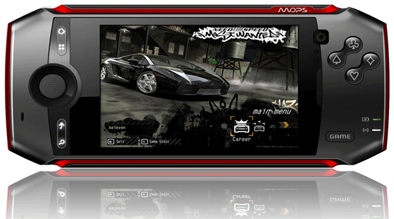 MOPS Shadow T800, dalla Cina un nuovo smartphone da gioco