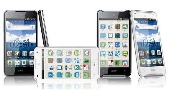 Pantech Vega Racer, il primo smartphone con CPU dual-core da 1.5GHz