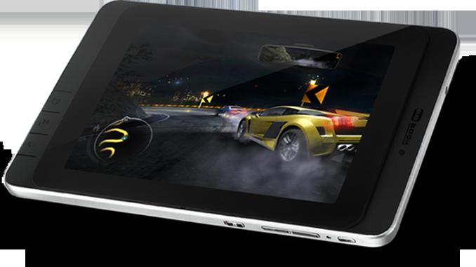 BeBook Live, in arrivo un nuovo tablet Android