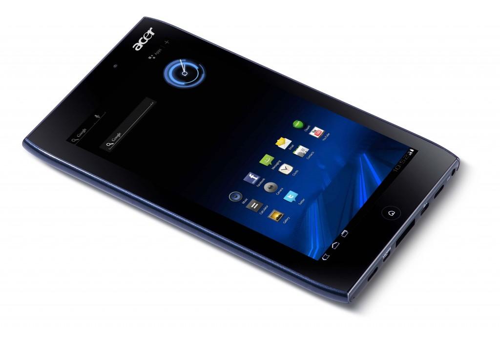 Acer Iconia Tab A100 posticipato alla seconda metà dell'anno