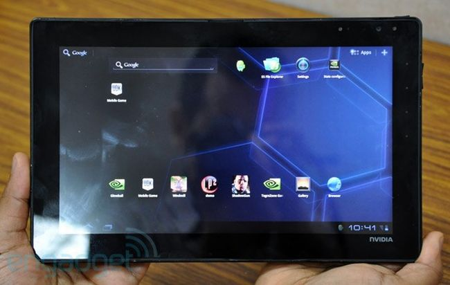 NVIDIA Kal-El, in video il tablet di sviluppo