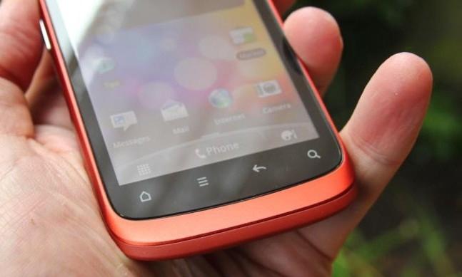 HTC Desire S si tinge di rosso, per Vodafone (foto)
