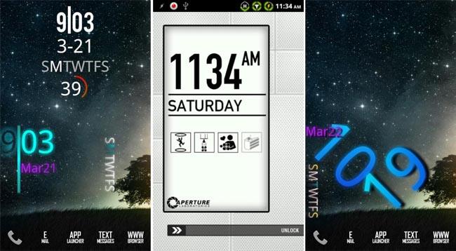 Chronotopia, e crei il tuo widget personalizzato