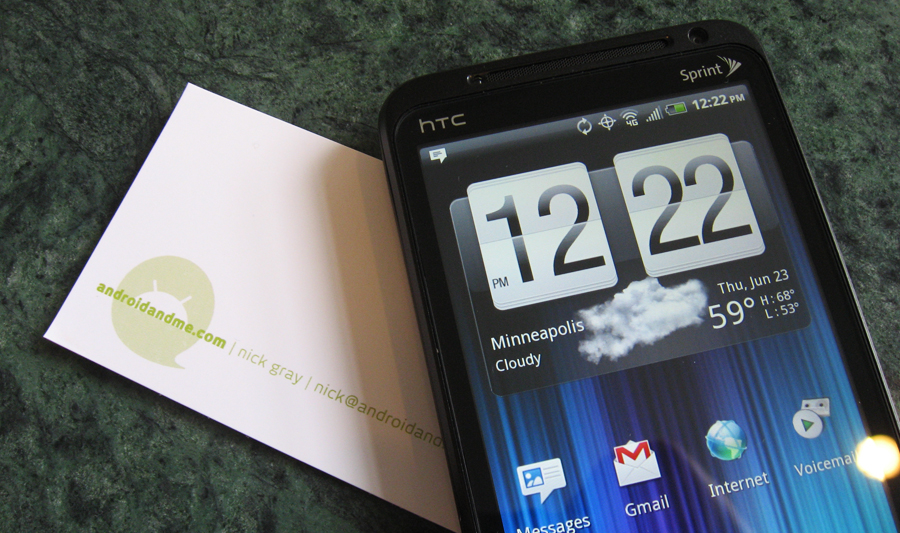 HTC EVO 3D: primo hands-on