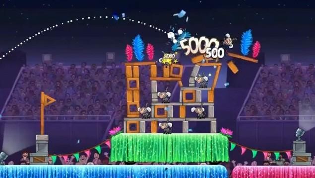 Angry Birds Rio Carnival disponibile, su Amazon Appstore