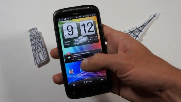 HTC Sensation in una originale video prova, di AndroidHD