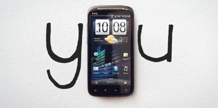 HTC Sensation nel video promo