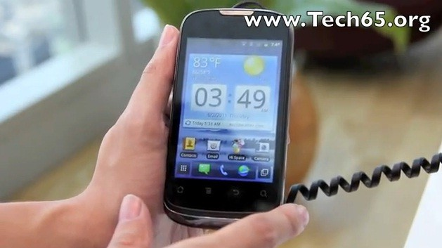 Huawei Sonic: Android 2.3 e NFC a 150€