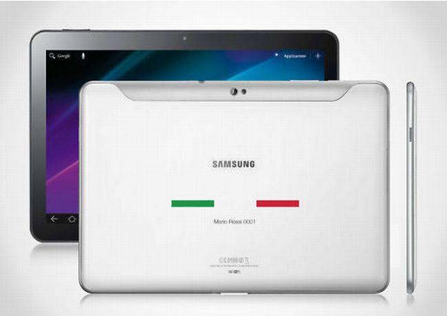 Samsung Galaxy Tab 10.1 dal 7 Luglio a 599€, da oggi su eBay