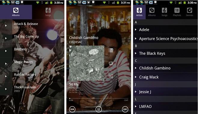 Uber Music, il lettore musicale di Federico Carnales ora in Beta