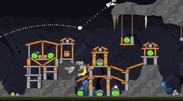 Angry Birds si aggiorna ed introduce 15 nuovi livelli