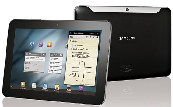 Samsung Galaxy Tab 8.9 in Scandinavia a Settembre