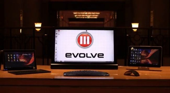 Evolve III Maestro C e S: tablet con triplo-boot, prezzi e video