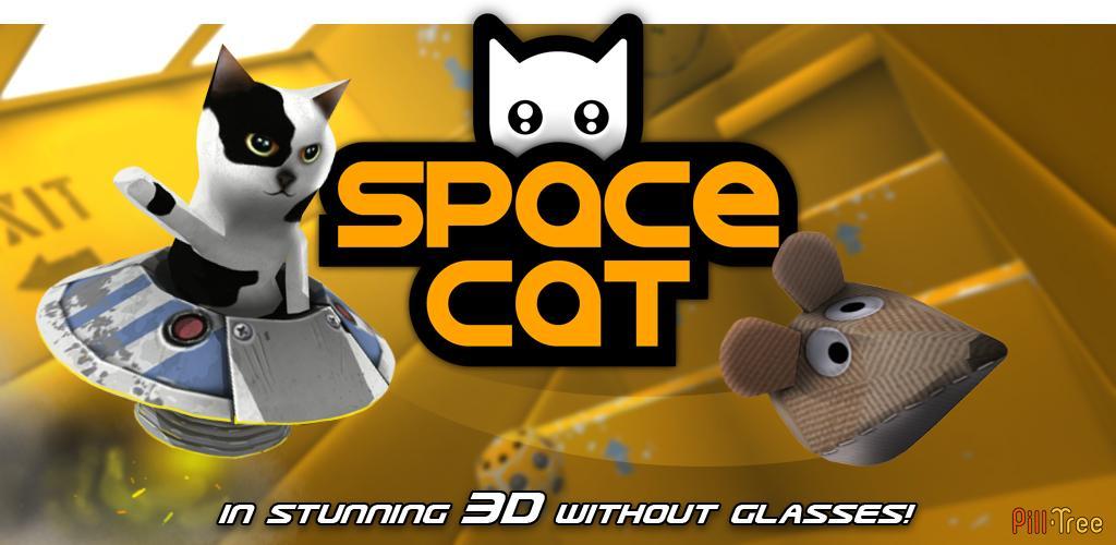 SpaceCat: i gatti spaziali invadono Android!