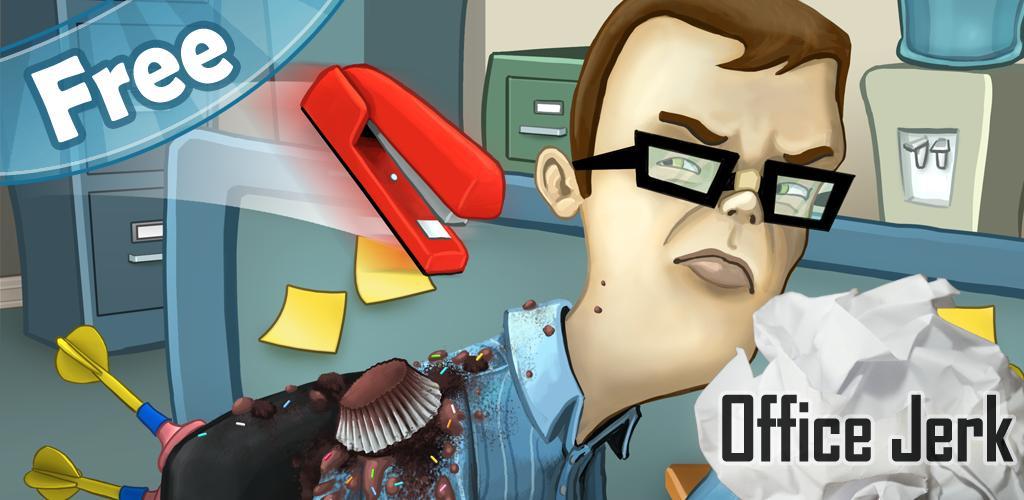 Office Jerk: prendi di mira il rompiscatole dell'ufficio!