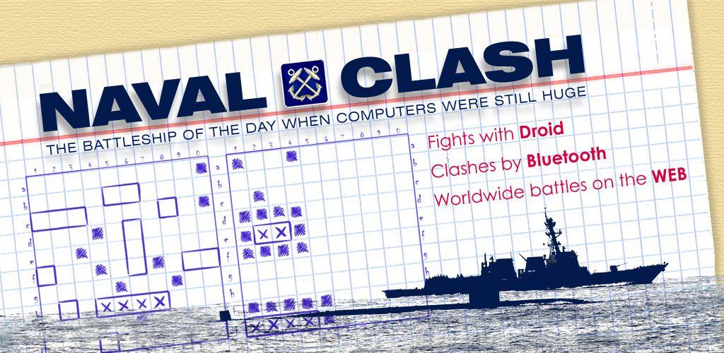 Naval Clash: il classico gioco della battaglia navale, su Android