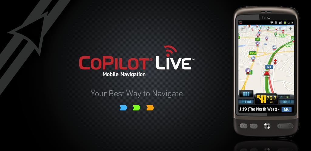 ALK Technologies rilascia CoPilot Live Premium per Android
