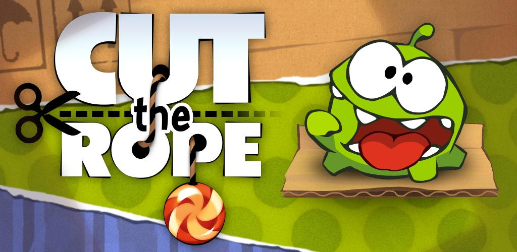 Cut The Rope rilasciato in Android Market