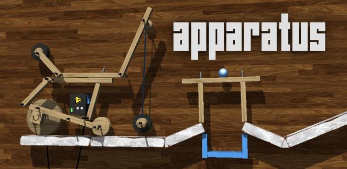 Apparatus, un piccolo capolavoro di fisica e ingegno