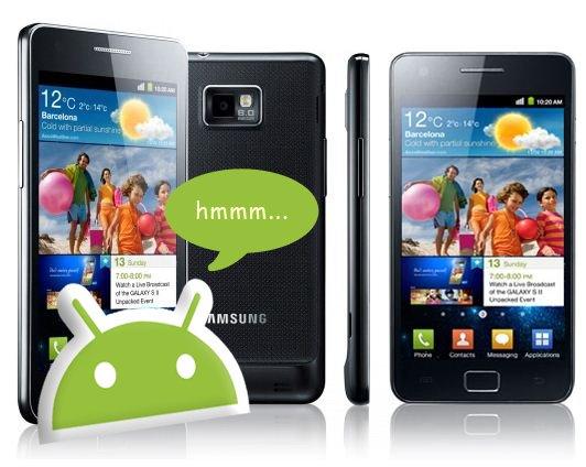 Recensione Samsung Galaxy S II