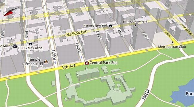 Google Maps Navigation presto con navigazione offline?