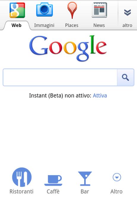 Google Mobile cambia ancora volto
